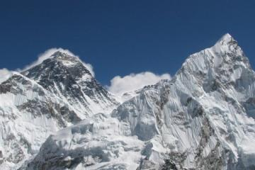 Everest mountaineering themed business game